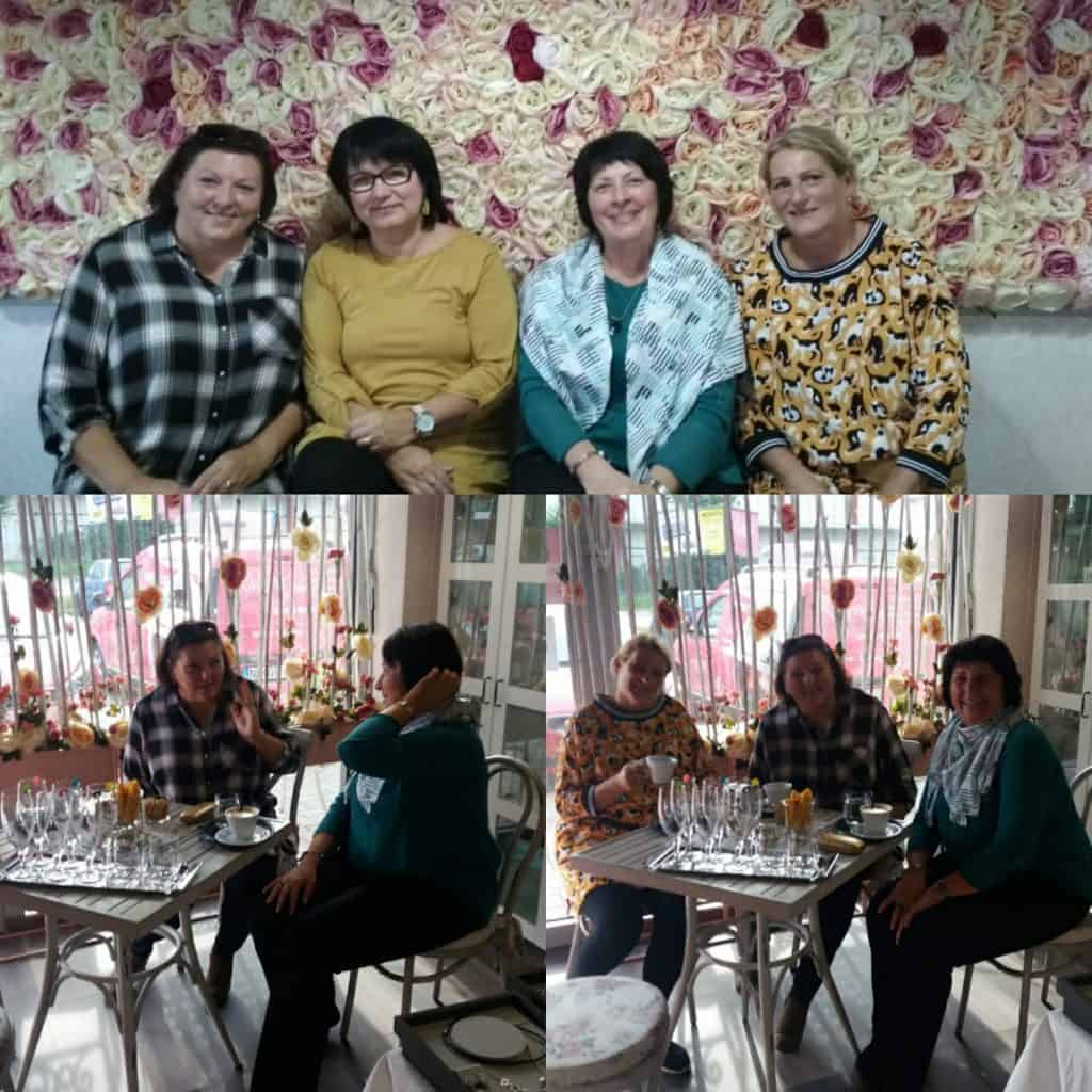 Pierre Lang párty - Zuzana Nitra